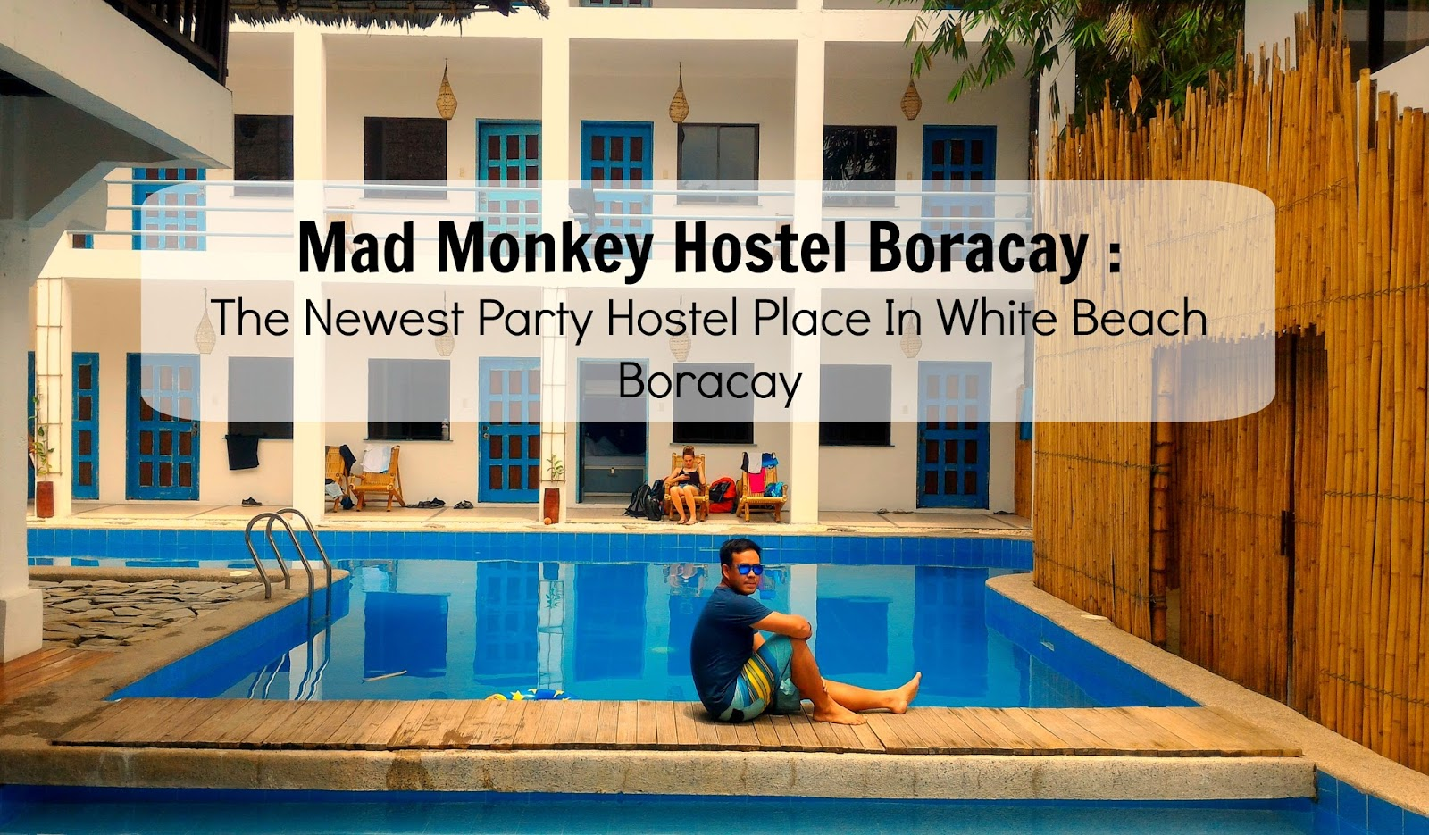 Mad Monkey Hostel