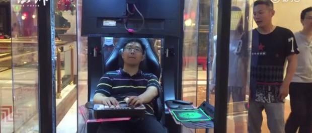 Китайских мужей жены смогут оставлять в камерах хранения