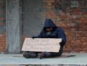 бездомные просят криптовалюту