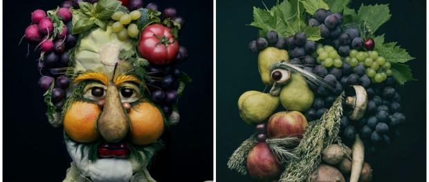 Польская модель создает съедобные шедевры искусства