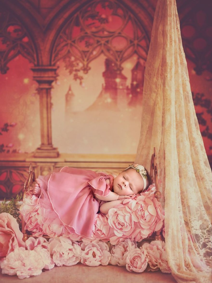 Mini Disney Princess-Sleeping Beauty02