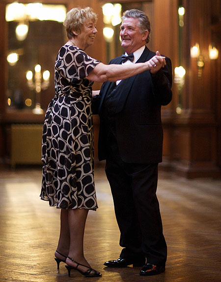 выигрыш помог паре заняться танцами