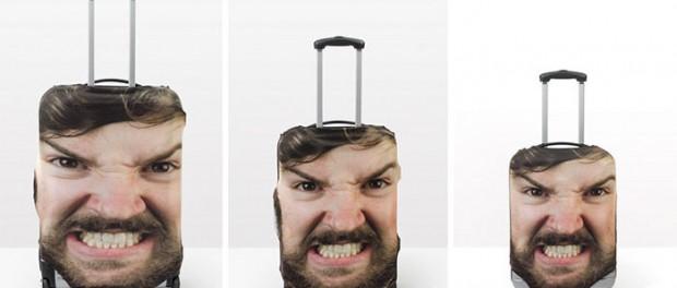 Британцы придумал оригинальный метод для поиска своего багажа