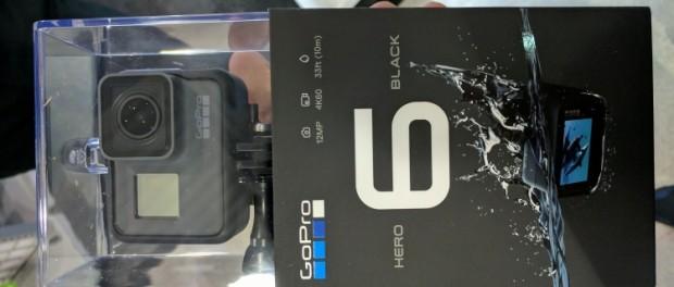 С новой камерой GoPro любой снимет отличное кино