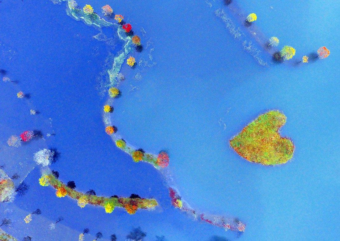 Осенне настроение на реке Янцзы