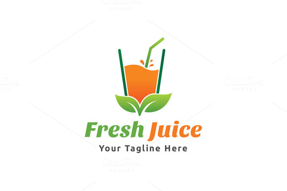 Fresh Juice Logo