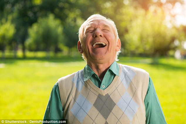 Смех - лекарство продлевающее жизнь