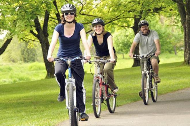 езда на велосипеде - ключ к идеальному весу