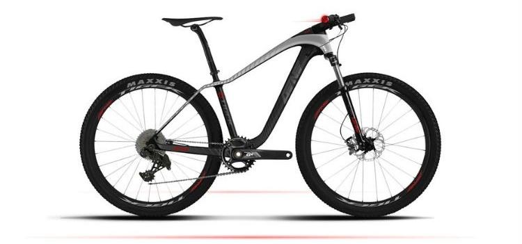 умный велосипед