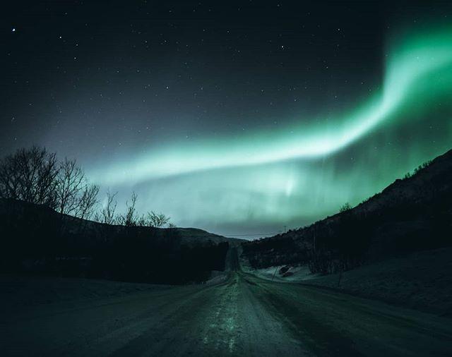 Красота полярной ночи