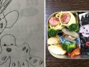 смешная японская кулинария