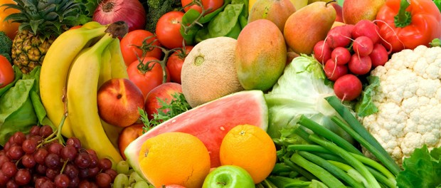 Хочешь долго жить – ешь фрукты и овощи