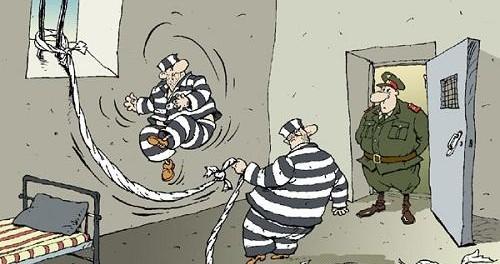 Три криминальных анекдота, случившихся под Новый год