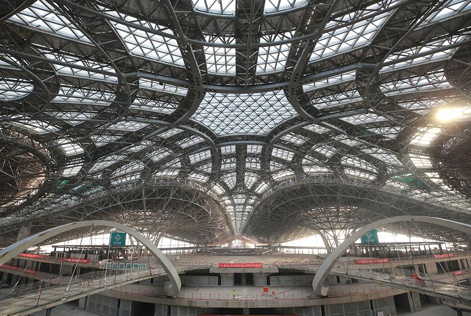 аэропорт Пекин Дасин04