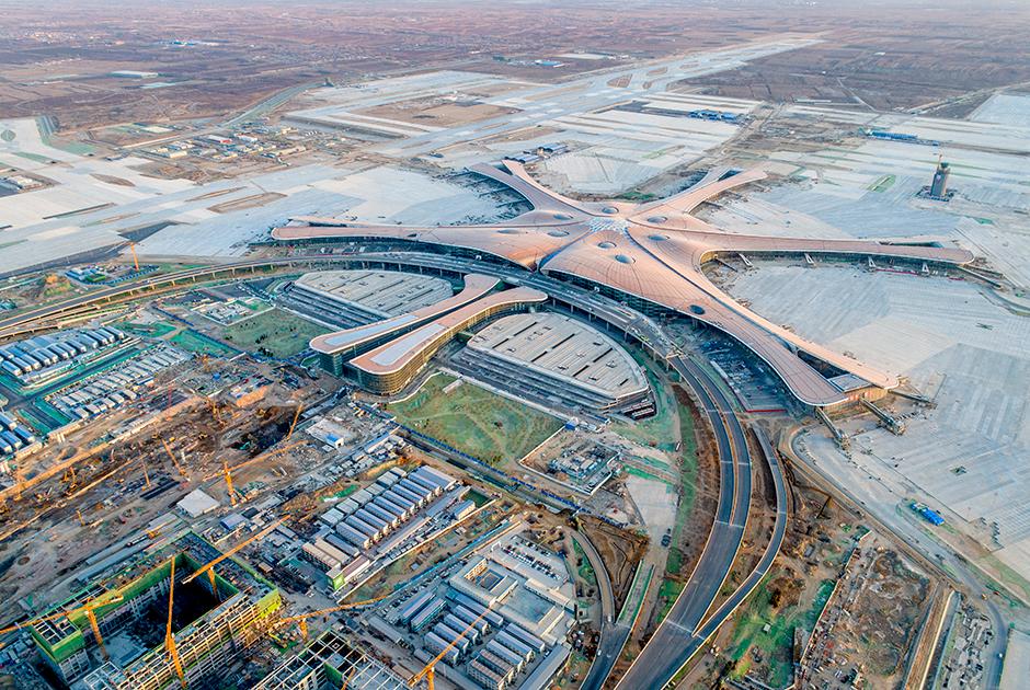 аэропорт Пекин Дасин05