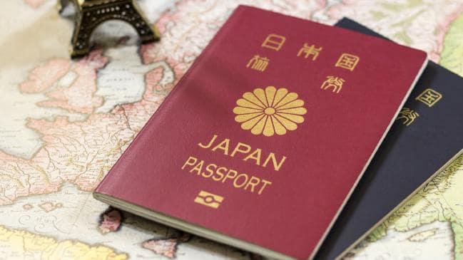 Лучший паспорт для путешествий