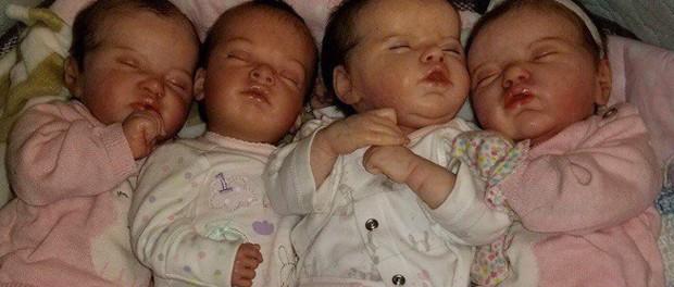 Эволюция женщин – играют в куклы, а не с детьми