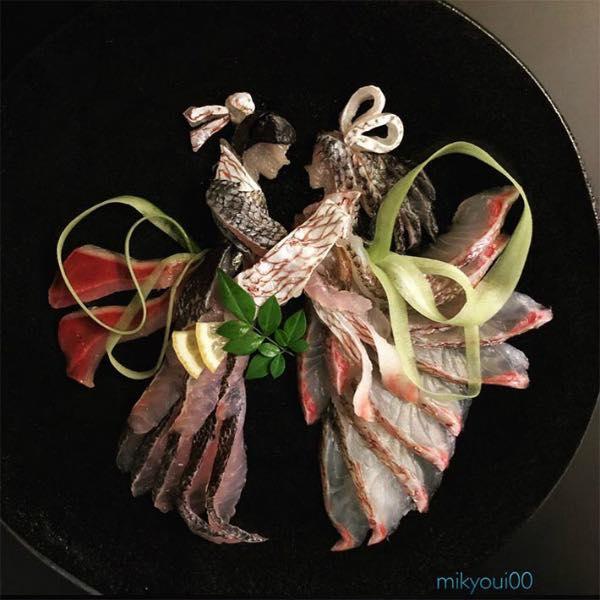 кулинарное искусство от Mikyoui