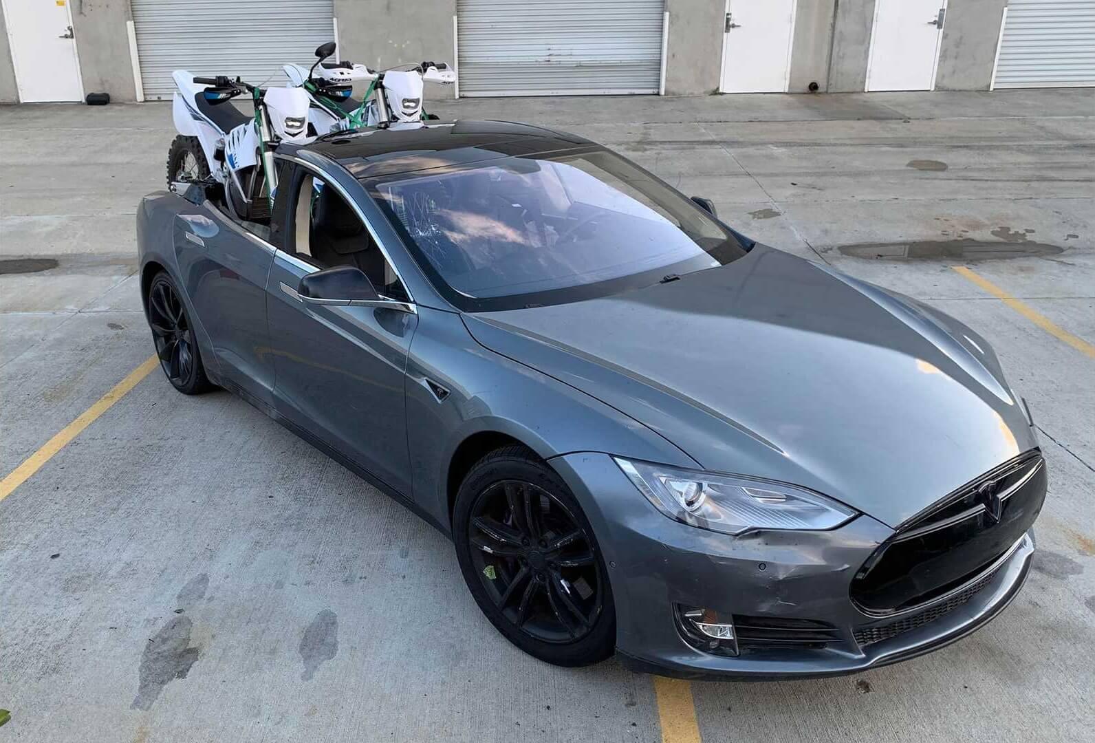 Новинка от Tesla Motors