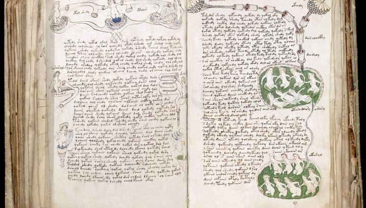 манускрипт Войнича2