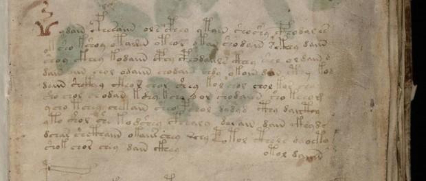 Британец разгадал манускрипт Войнича
