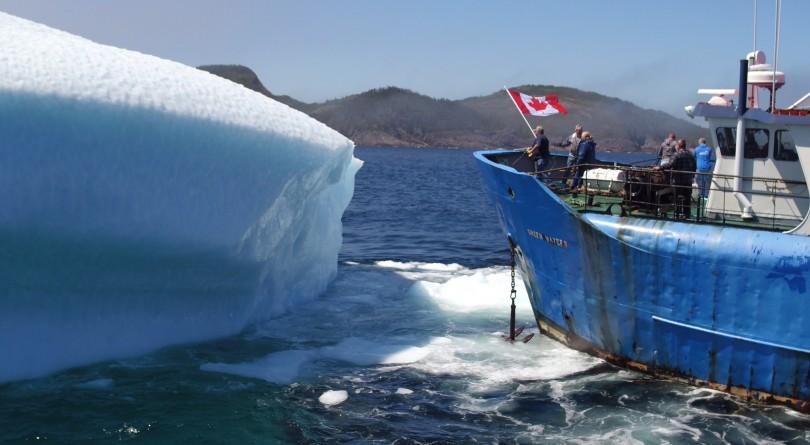 ловцы арктического льда