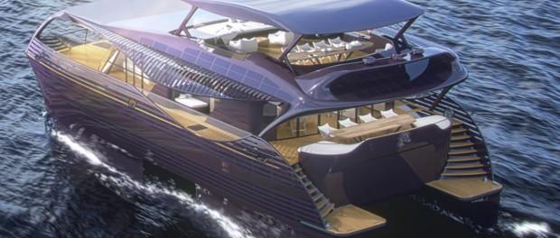 Эко-технологии добрались уже до яхт