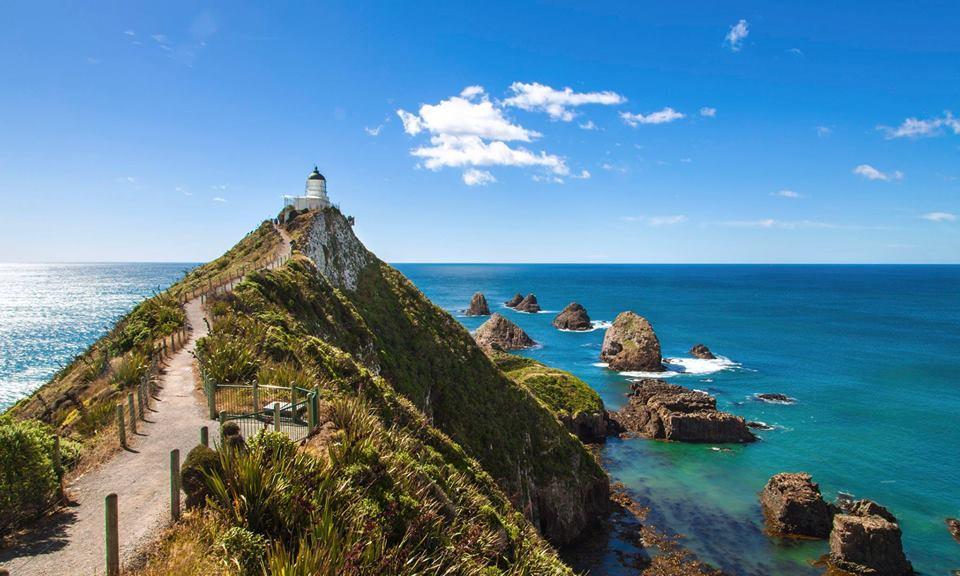 Новая Зеландия - идеально место для пережидания кризиса