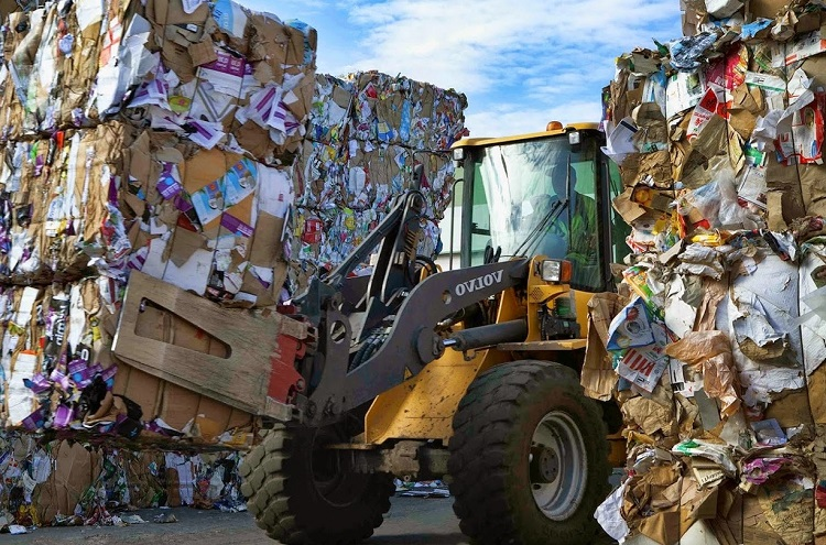 Шведам уже не хватает для жизни мусора