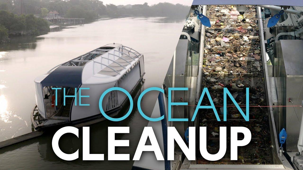 очистка океана от мусора