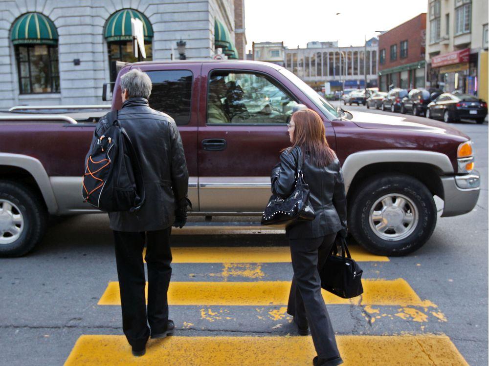 пешеходы против водителей