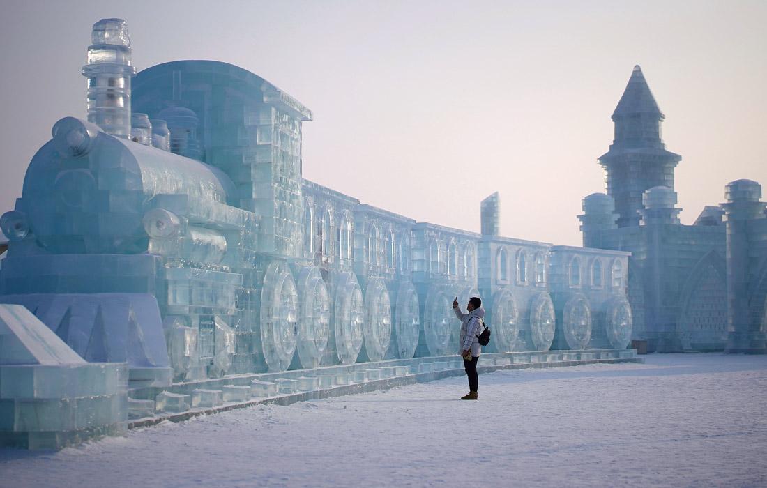 Harbin Ice and Snow World 2020