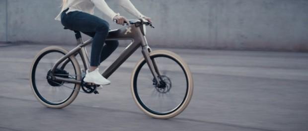 Испанцы создали уникальный умный велобайк