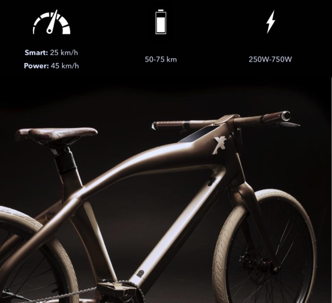 супер велосипед X One