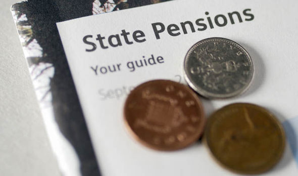 state retirement pension