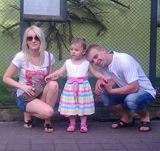 Счастливое семейство Милек