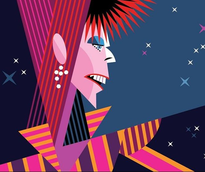 Pablo-Lobato-David Bowie