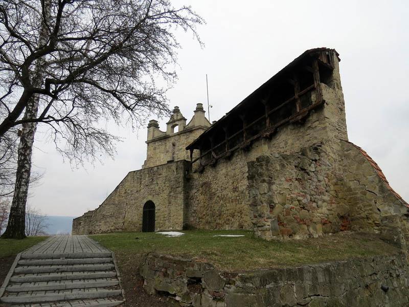 Nowy Sącz Royal Castle
