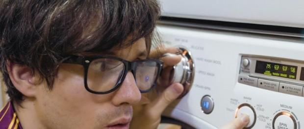 Блогер сделал из стиралки музыкальный инструмент