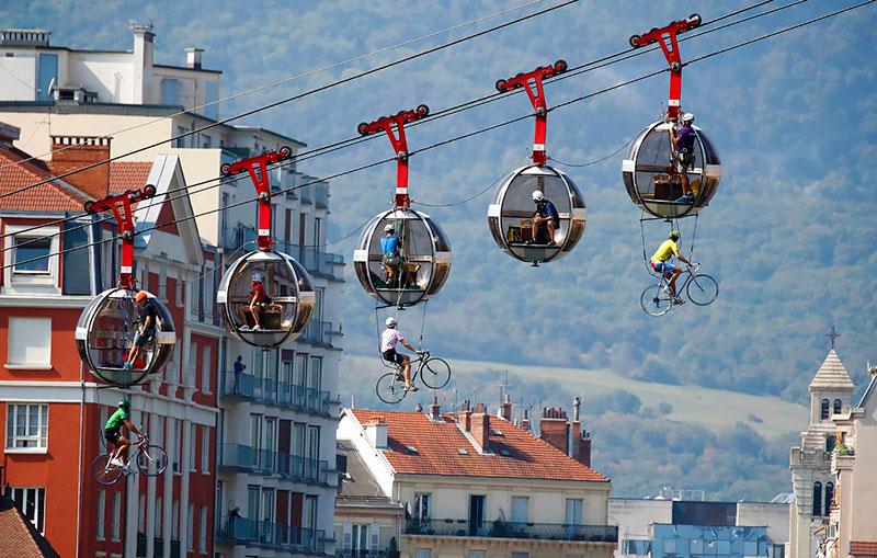 Позитивные решения на  этапе Тур де Франс в Гренобле