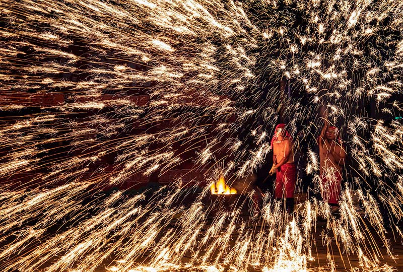Позитивный экватор осени - Фестиваль середины осени в китайском Цзянсу
