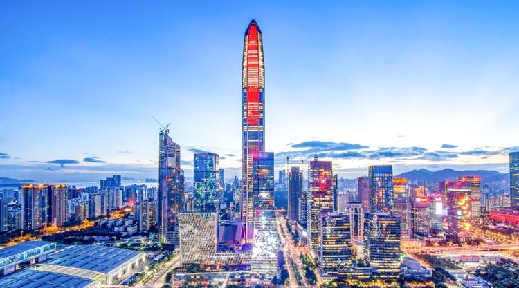 Crypto 2020's china Shēnzhèn