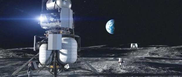 Через 15 лет японцы планируют производить водородное топливо на Луне