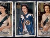 марки Елизаветы 2