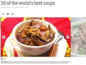 лучшие первые блюда мира