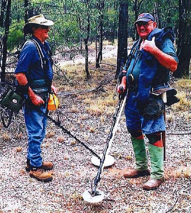 австралийские копатели метеоритов