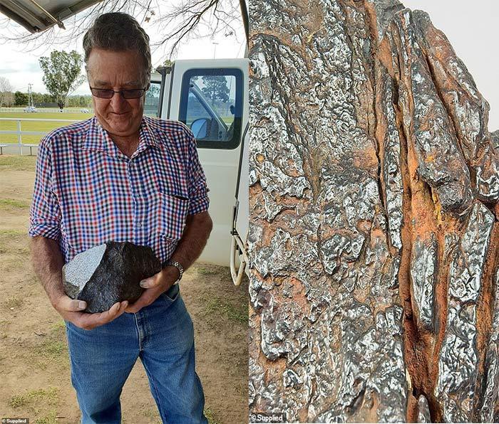 уникальный метеорит