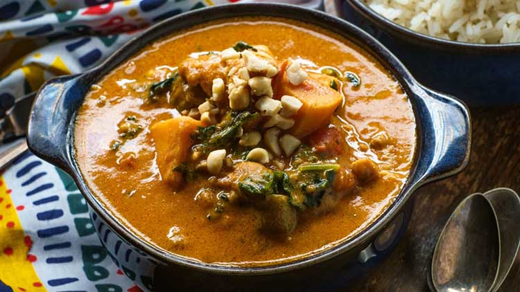 Суп из арахиса | Западная Африка