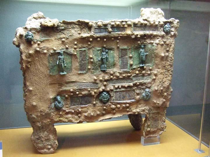 Roman safe found