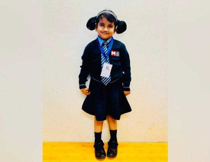 Four-year-old Qatar resident